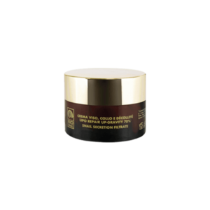 Bio Snail - Crema Viso Collo Decollete Lipo Repair Up gravity 70% Snail Secretion Filtrate
